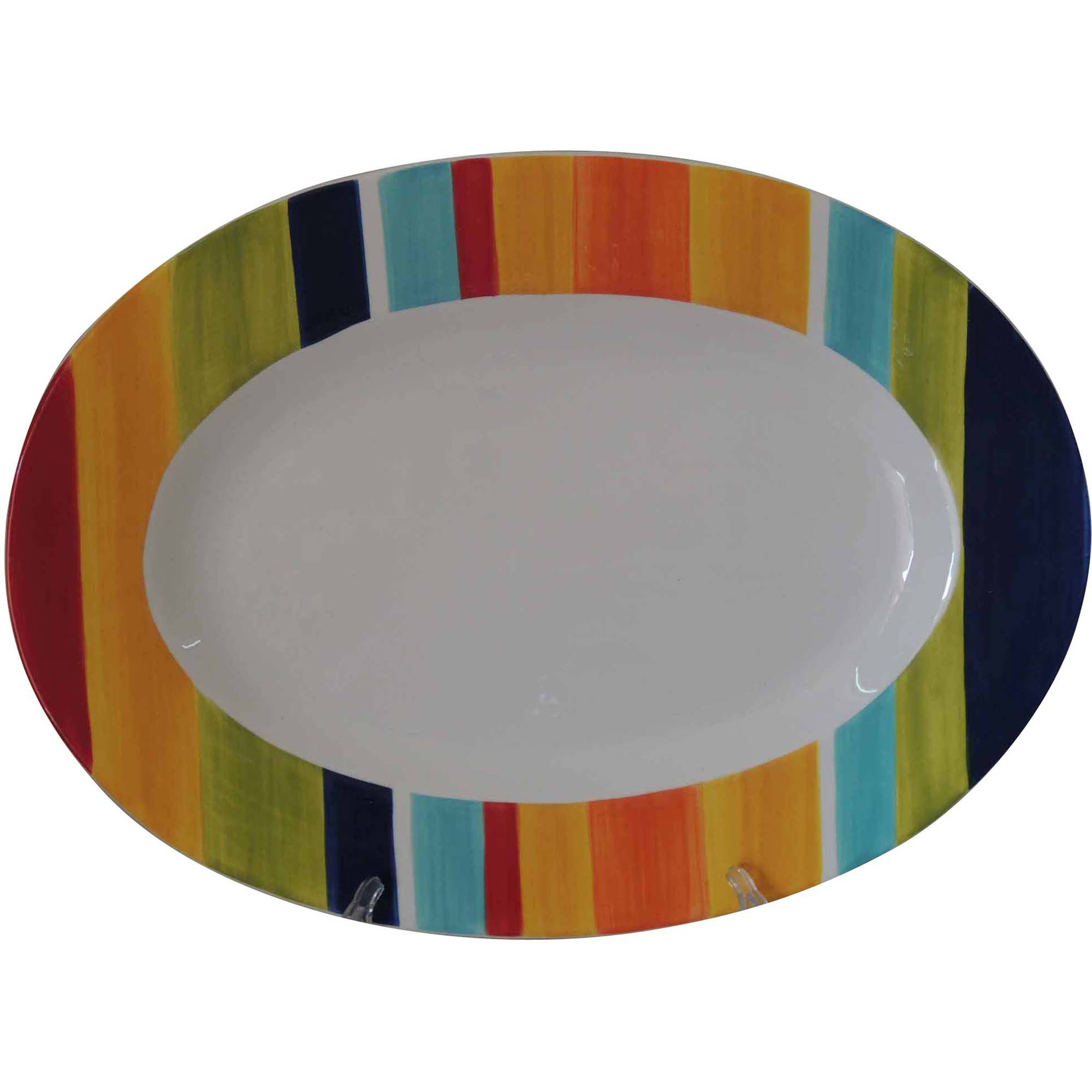 Mainstays Multi-Oval Platter