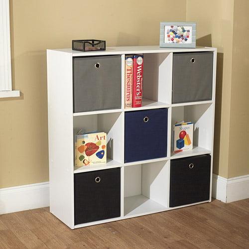 sauder pogo bookcase footboard soft white. Black Bedroom Furniture Sets. Home Design Ideas