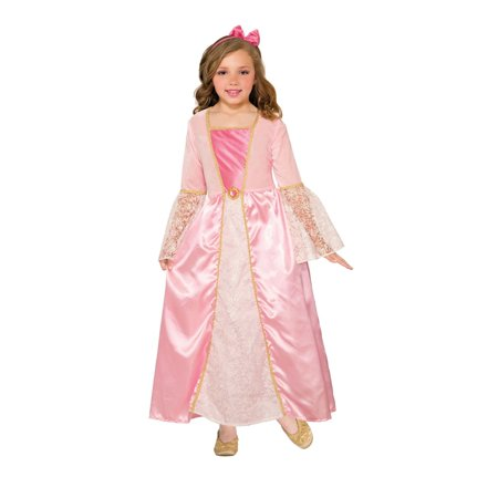 Girls Princess Lacey Halloween Costume