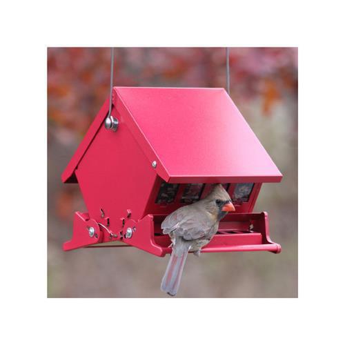 Woodlink 7458 Absolute II Squirrel Proof Hopper Bird Feed...