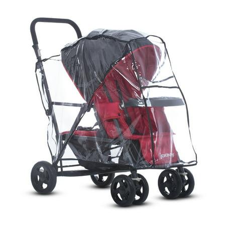 Joovy Caboose Tandem Stroller Rain Cover