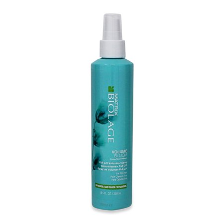 Matrix Biolage Volumebloom Full-Lift Volumizer Hair Spray, 8.5 (Cricket Volumizer)