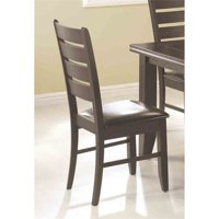 Bowery Hill Casual Dining Side Chair in Cappuccino