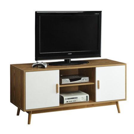 "Pemberly Row 46"" TV Stand in White - image 1 of 3"