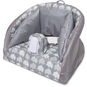 Boppy Baby Chair, Elephant Walk Gray