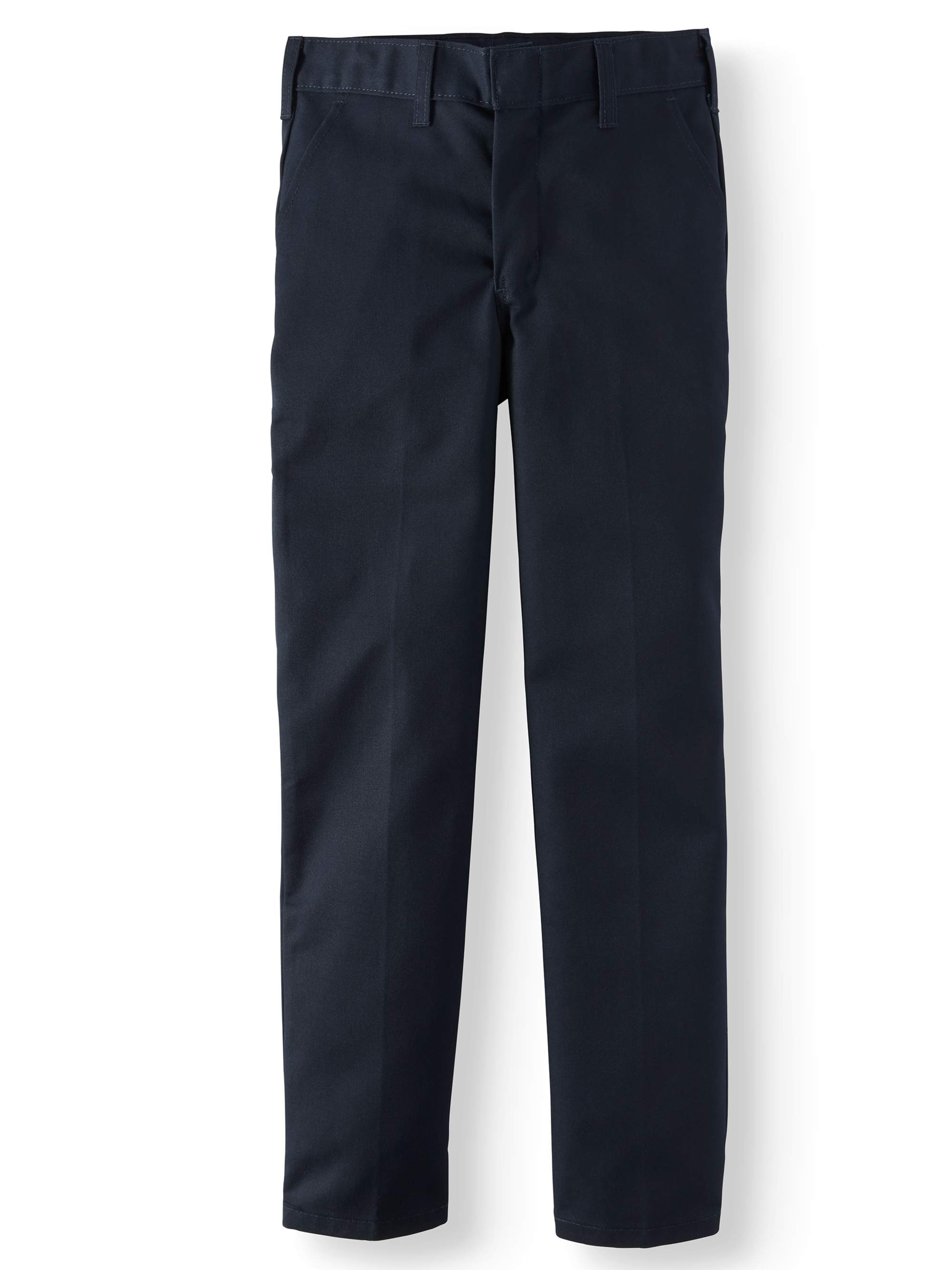 Boys' Slim Fit Cell Phone Pocket Pants