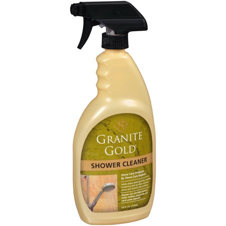 Granite Gold  Shower Cleaner Stone Care 24 Fl  Oz  Trigger Spray