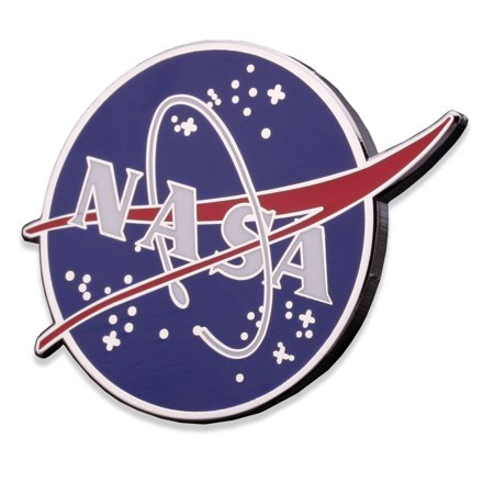 Society Lapel Pin - NASA Logo Enamel Lapel Pin - National Aeronautics & Space Administration