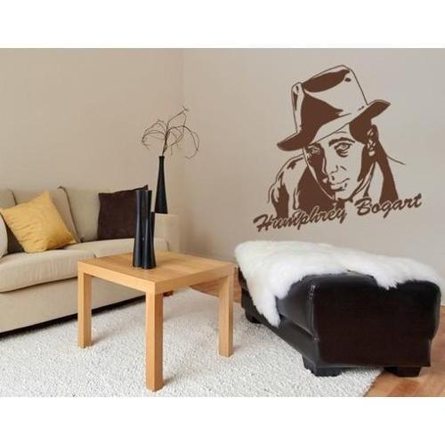 Style and Apply Humphrey Bogart Wall Decal Vinyl Art Home Decor