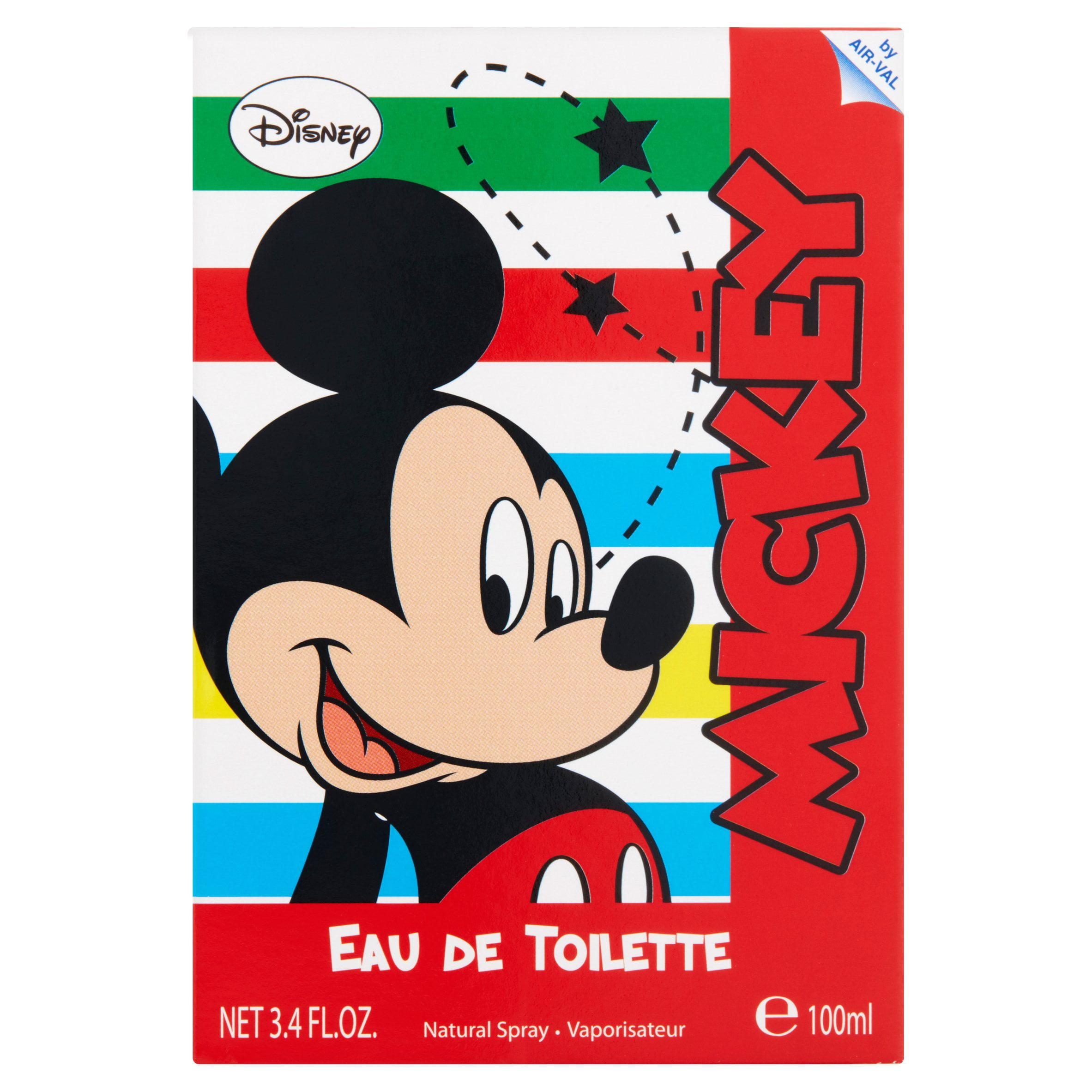Image of Air-Val Eau De Toilette Mickey Natural Spray, 3.4 fl oz