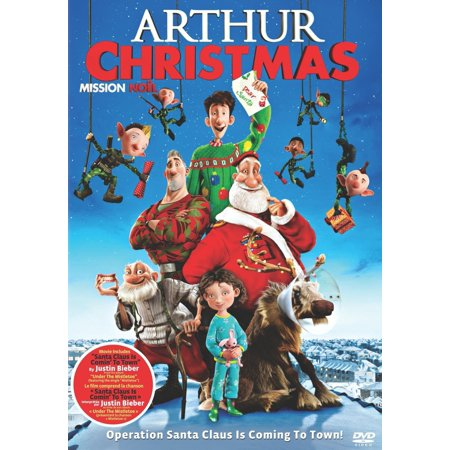 ARTHUR CHRISTMAS [DVD] [CANADIAN; BILINGUAL] ()