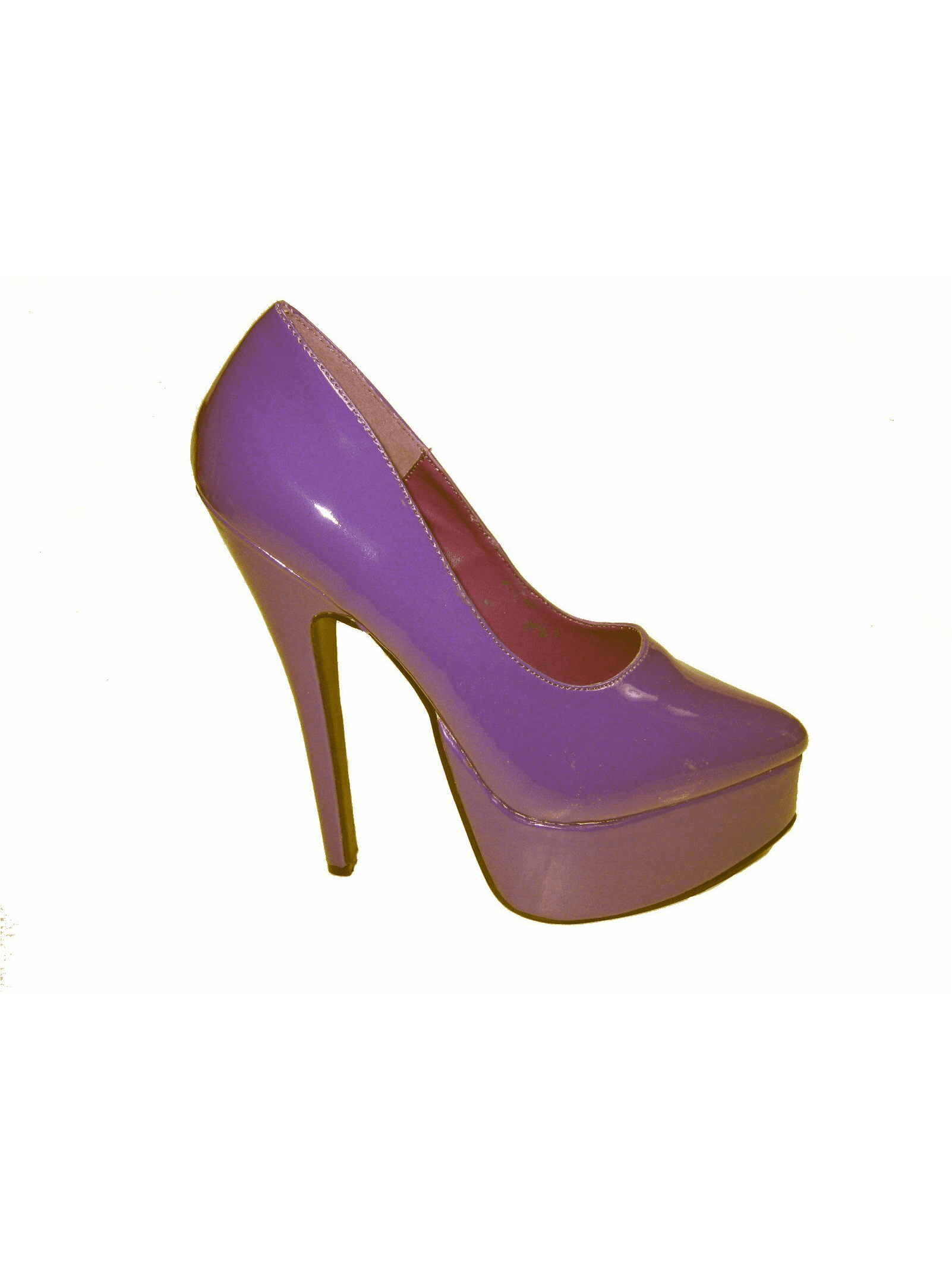 Style 8260 Women/'s 6 Inch High Heel Fetish Pump Shoes by Ellie Shoes