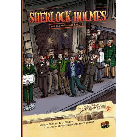 Sherlock Holmes and the Redheaded League : Case 7