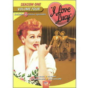 I Love Lucy: Season 1, Vol. 4 by PARAMOUNT HOME VIDEO