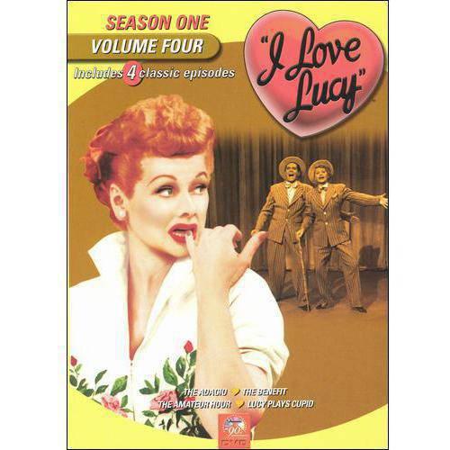 I Love Lucy: Season 1, Vol. 4
