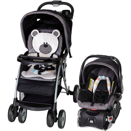 Baby Trend Venture Mate Travel System, Cuddle Cub - Walmart.com