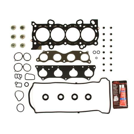 Evergreen HS4037 Head Gasket Set Fits 02-06 Honda CRV LX VTec 2.4 DOHC - Honda Crv Vtec