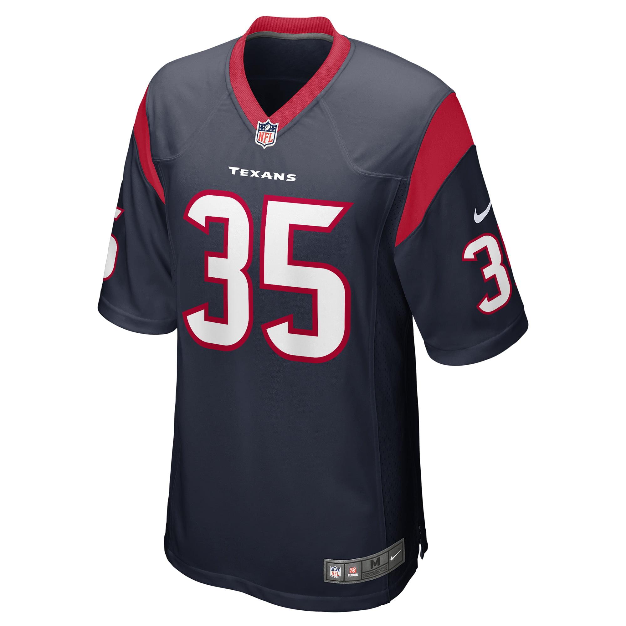 Keion Crossen Houston Texans Nike Game Jersey - Navy