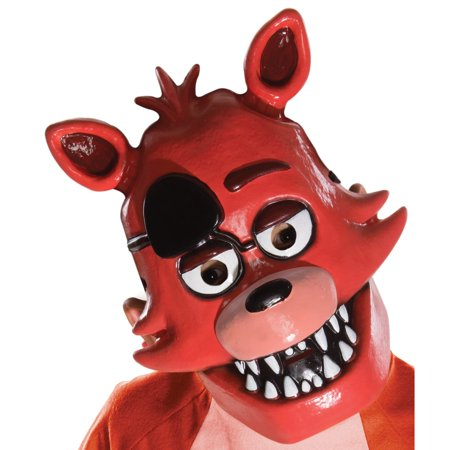 Five Nights at Freddy's - Foxy Child PVC - Wolverine Mask Kids