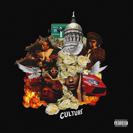 Culture  Explicit  2Lp Vinyl  By Migos Format  Vinyl