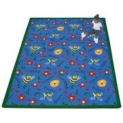 Joy Carpets Bee Attitudes Area Rug