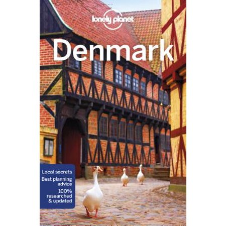 Travel guide: lonely planet denmark - paperback: 9781786574664