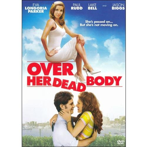 OVER HER DEAD BODY (DVD/WS-2.35/P&S-1.33/ENG-SP SUB)