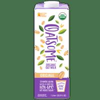 Oatsome Organic Oat Milk 32 fl oz