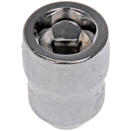 Mag Wheel Nuts - Dorman 711-221 Wheel Nut Lock Chrome Cragar Sat Mag Lock 1/2 In.-20, Hex , Length 2.122 In. (Pack of 4)