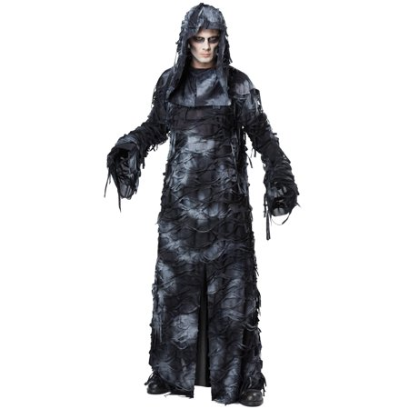 Deluxe Ghoul Robe Adult Costume](Ghostly Ghoul Costume)