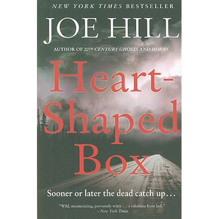 Heart-Shaped Box (Samhain Halloween Supernatural)