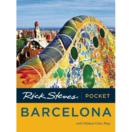 Rick Steves Pocket Barcelona: 9781631213113 (Spain Pocket Guide)