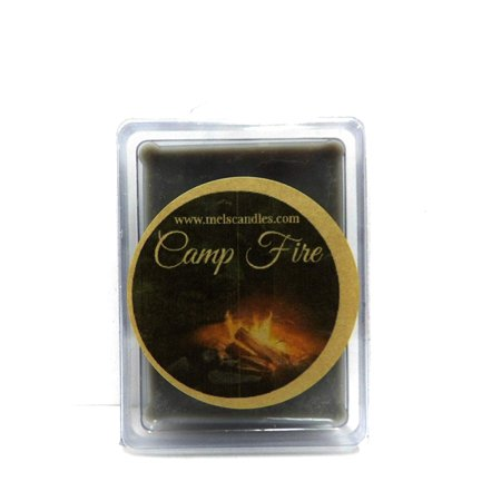 - Camp Fire 3.2 Ounce Wax Tarts - Wickless Candle Melt, Perfect for all electric burners