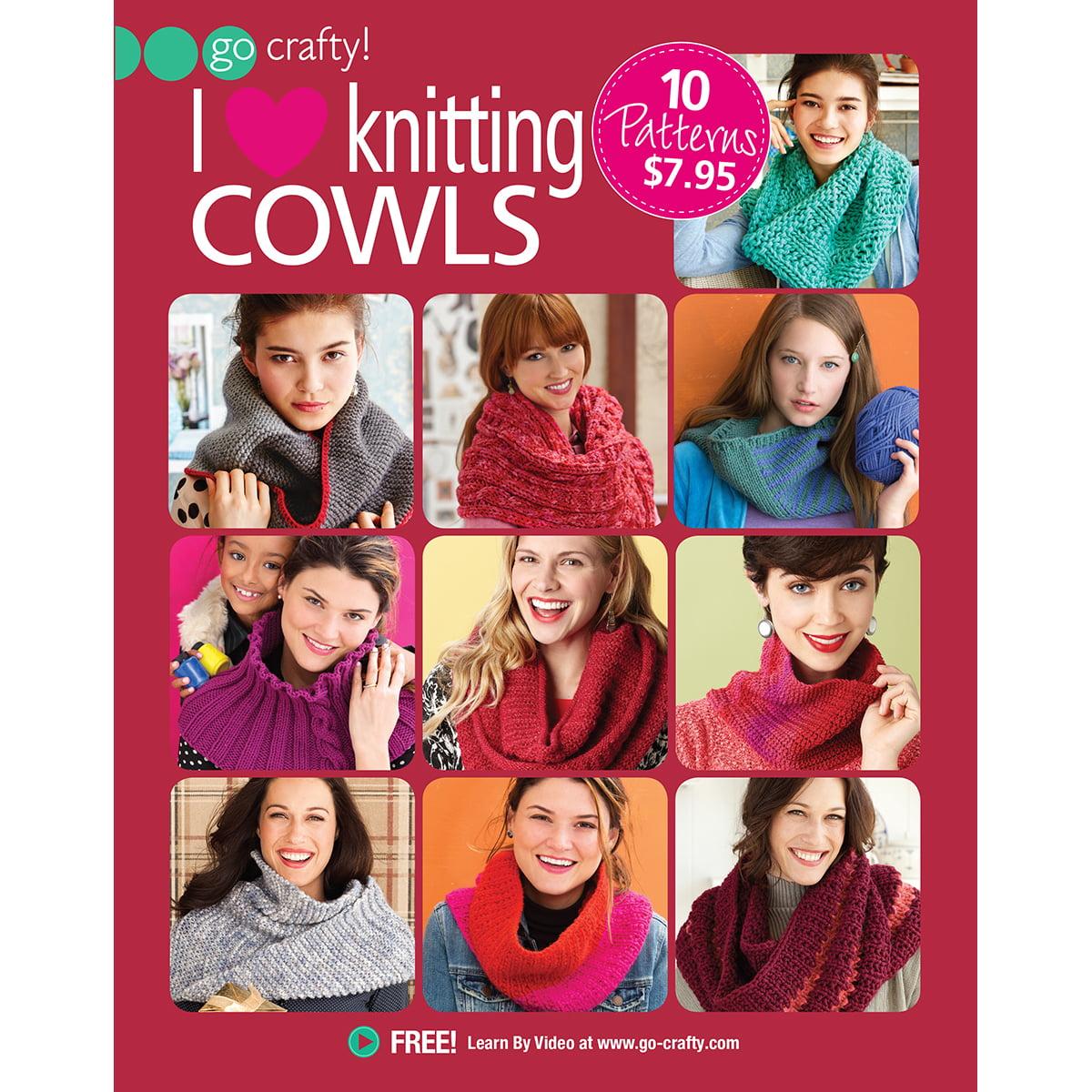Soho Publishing-I Love Knitting Cowls