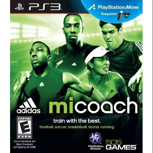 505 Games 71501422 Mi Coach Adi das-Ps3