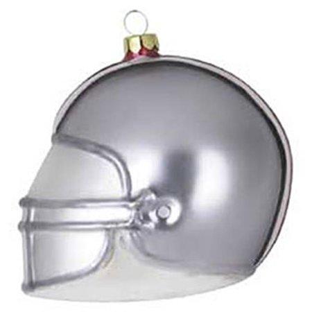 """Ohio State Buckeyes 3"""" Helmet Ornament"""