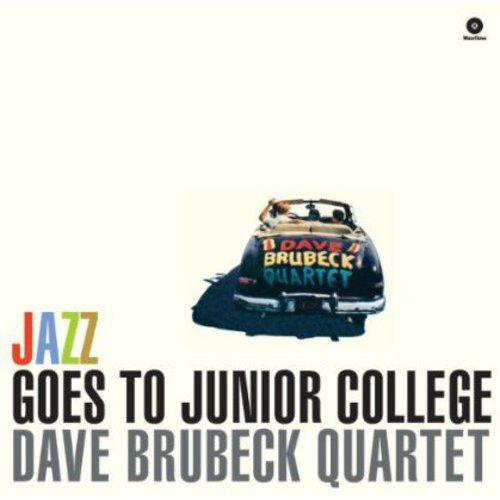 Jazz Goes To Junior College (Bonus Tracks) (Ogv) (Vinyl)