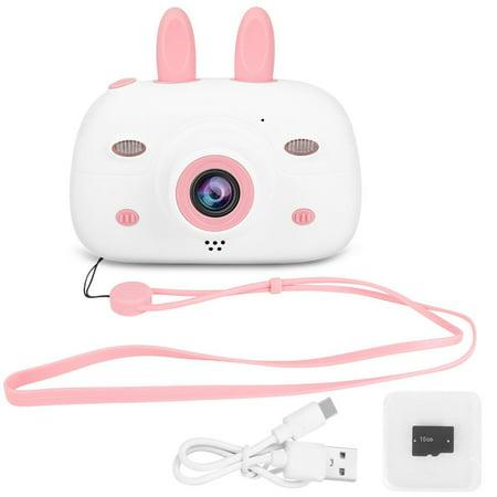 LYUMO 2.4 Inch ISP Screen 1080P HD Dual Lens Digital Video SLR Children Camera , 2.4 inch Children Camera,Children Camera ()
