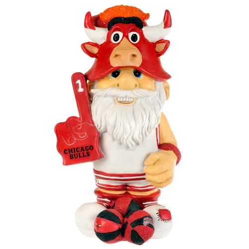 Forever Collectibles NBA Thematic Gnome Version 2, Chicago Bulls