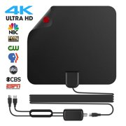 Best Coaxial Cable For Tv Antennas - [2019 Upgraded Version] Amplified HD Digital TV Antenna Review