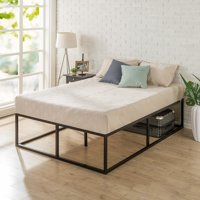 "Zinus Joseph 18"" Platforma Bed Frame & Mattress Foundation, Multiple Sizes"