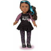 "My Life As 18"" Hair Stylist Doll, African American"