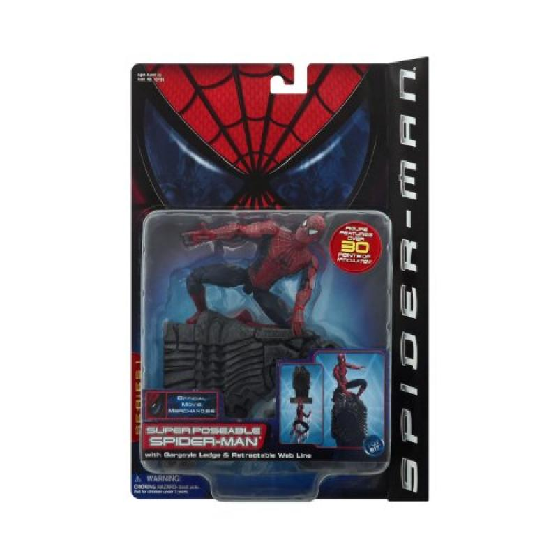 Spider-Man Movie Super Poseable by Marvel by