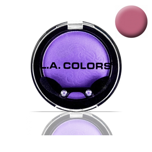 LA COLOR Eyeshadow Pot - Fuchsia