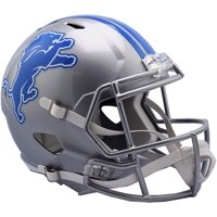 Riddell Detroit Lions Revolution Speed Full-Size Replica Football Helmet