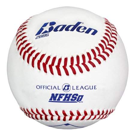 American League Official Baseball - Baden Sports Official League Leather Baseball - Set of 12
