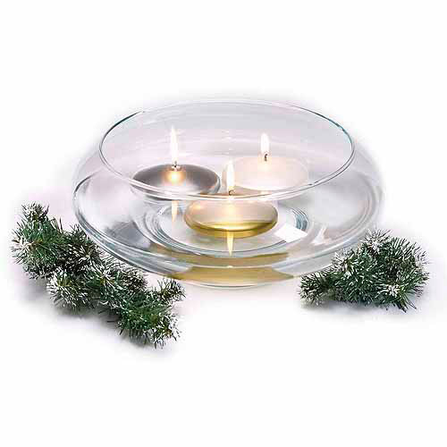 Darice Unscented Floating Candle Disk, 3\ by Darice