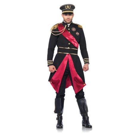Leg Avenue Military General Adult Mens Costume