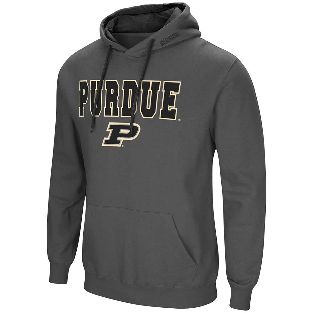 Mens Purdue Boilermakers Pull-over Hoodie - XL