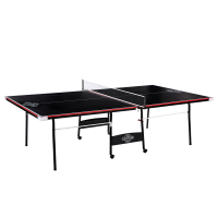 bbeffabe0 Product Image Lancaster 2 Piece Official Size Indoor Folding Table Tennis  Ping Pong Game Table